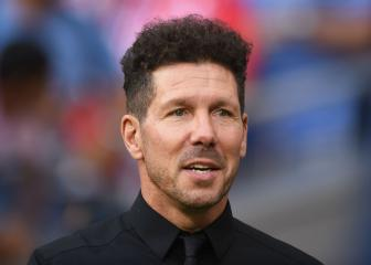 Simeone enjoying competitive LaLiga battle