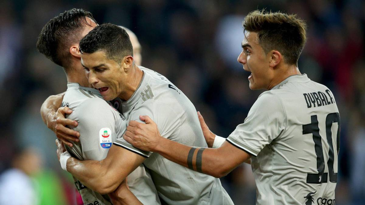Udinese - Juventus: Serie A 2018/19 fixture as it happened, match report
