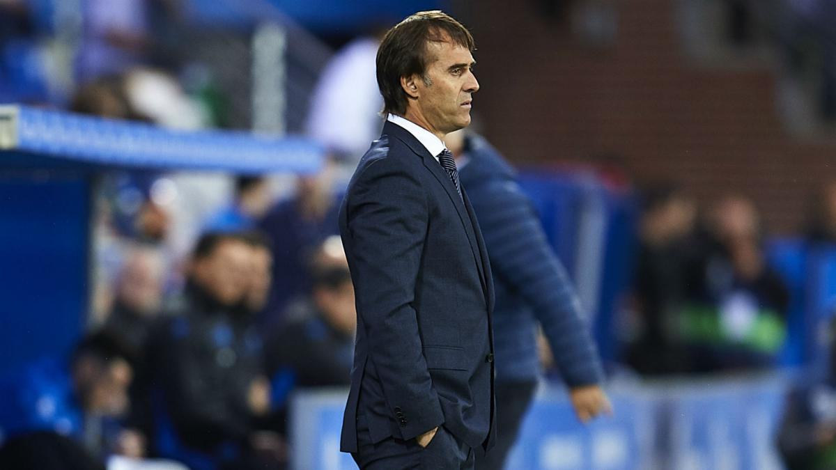 Lopetegui not fearful of Real Madrid sack