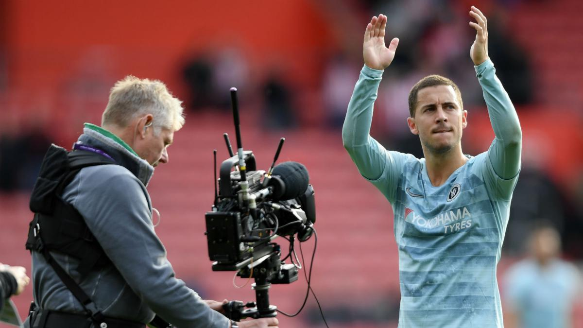 Too early for title talk - Hazard warning for Chelsea