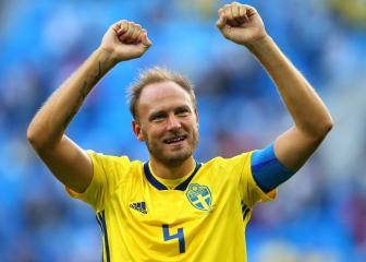 Granqvist confirms Manchester United interest