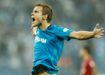 Zenit 'outraged' after Kokorin cafe clash