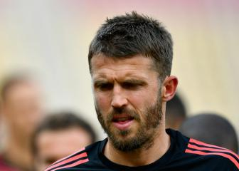 Carrick in no rush to take managerial role