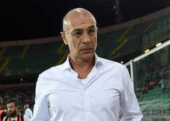 Genoa's Ballardini the first manager to go in Serie A