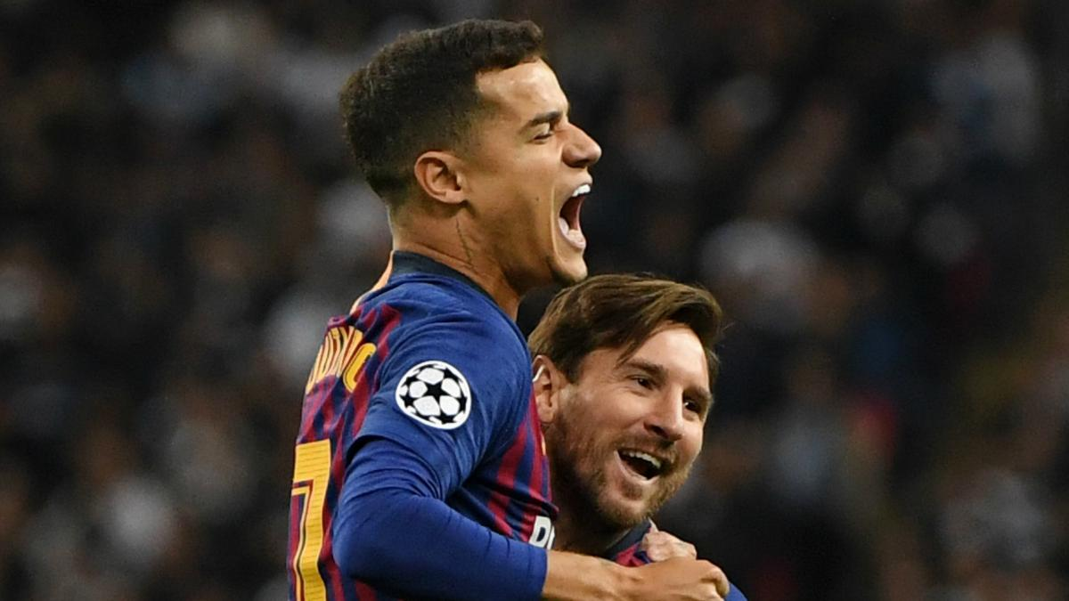 Argentina and Brazil off the agenda for Messi and Coutinho