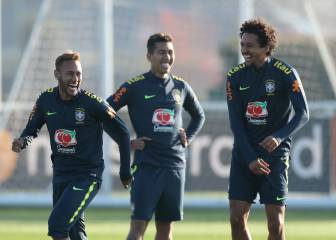 Brazil confirm November friendly vs Uruguay in London