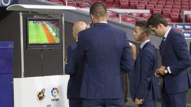 LaLiga and VAR | the jury is still out.