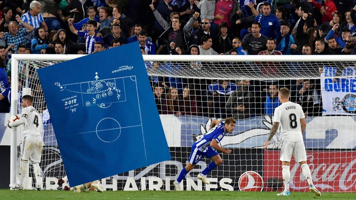 Historic Alavés winner over Real Madrid immortalised on a T-shirt
