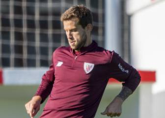Iñigo Martinez: injured for Spain, called up by Euskadi