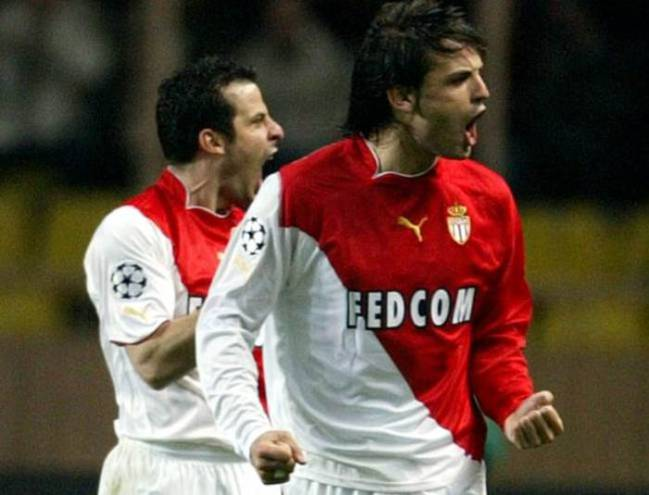 Fernando Morientes was loaned to Monaco in 2003.