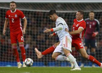 Spain tame the Welsh dragon