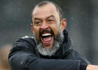 Nuno named Premier League Manager of the Month