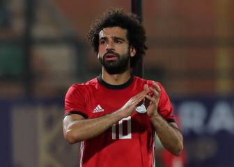 Salah suffered strain not rupture, says Egypt assistant