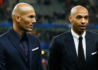 Henry, Zidane and the other France '98 stars in management