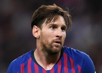 Manchester City deny making Messi mega bid
