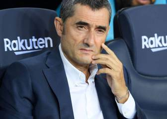 Valverde unsure if he will stay at Barça beyond this season