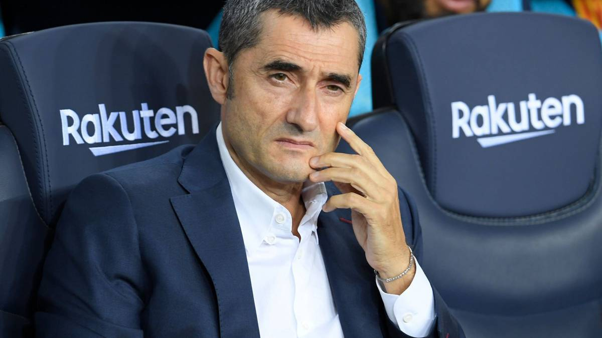 Barça: Valverde unsure if he will continue past end of season