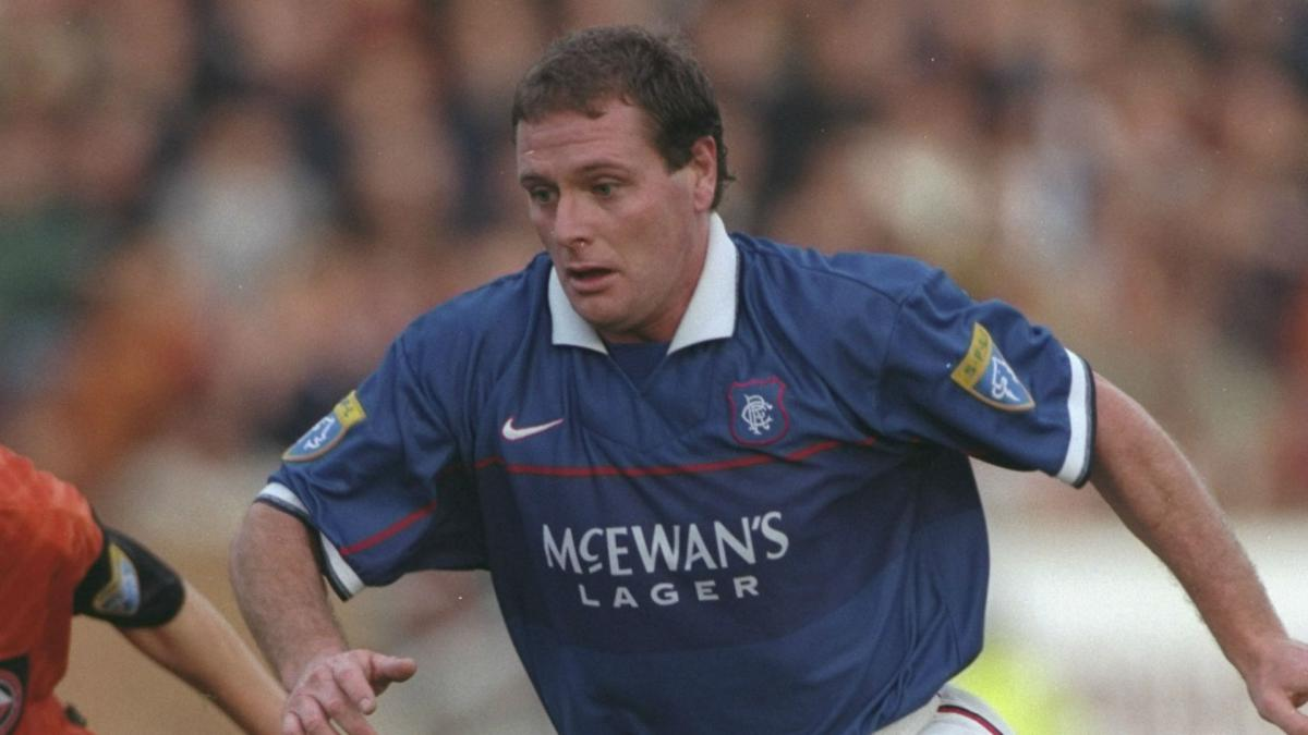 Gascoigne hits back over Scottish Hall of Fame snub