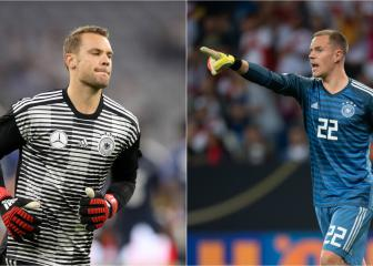 Matthäus: Ter Stegen should start ahead of Neuer