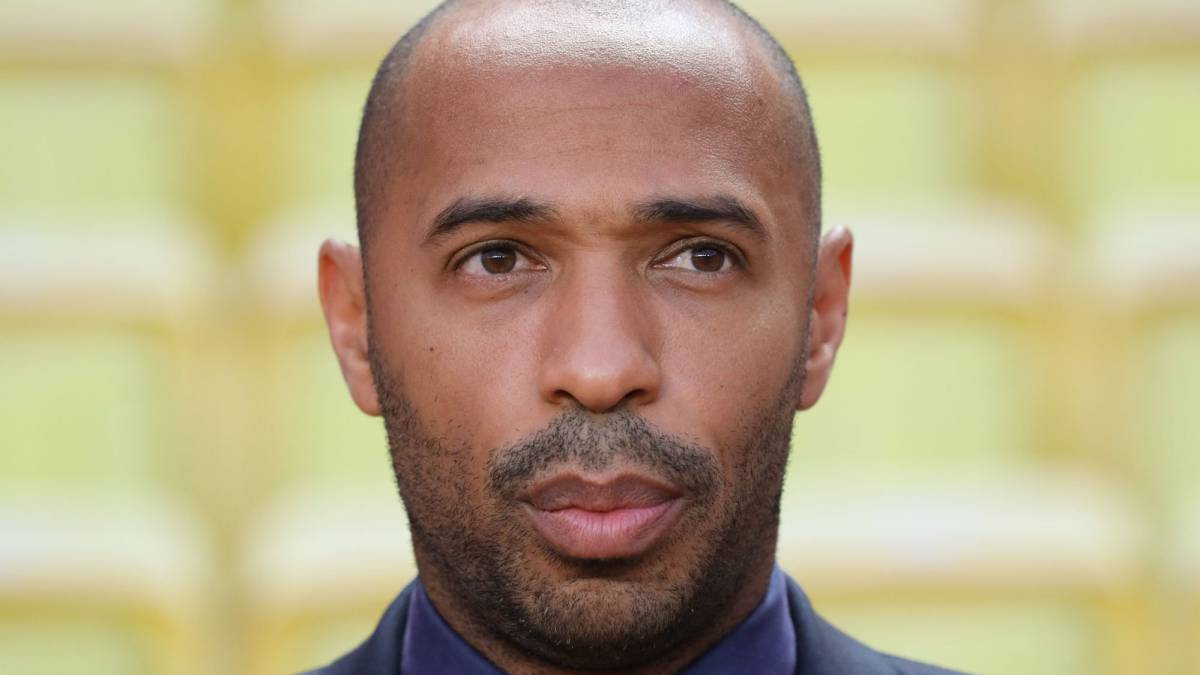 Thierry Henry to be great coach at Monaco