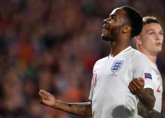 England stun Spain in Seville