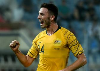 Socceroos deliver win for new coach Arnold