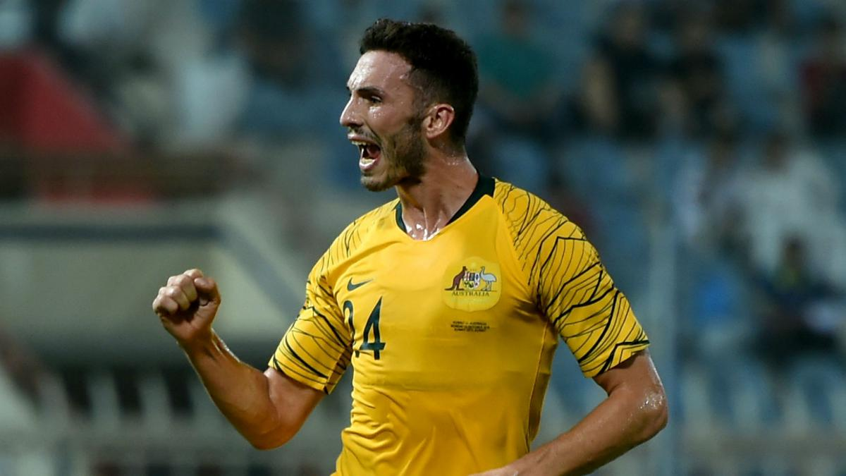 Kuwait 0 Australia 4: Socceroos deliver win for new coach Arnold