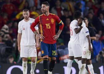 Sergio Ramos positive on Spain reaction after