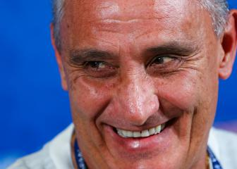 Brazil better than Argentina, says manager Tite