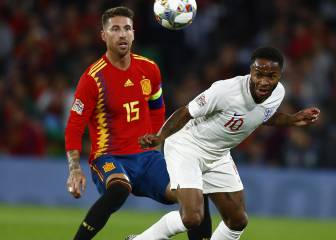 Sergio Ramos defends himself over reported Sterling stamp
