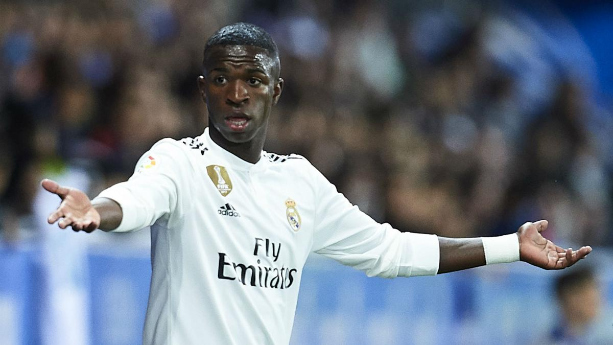 Calm Vinicius Waits For U0026quot Priceless U0026quot Real Madrid