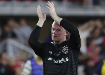 MLS review: Rooney DC stunner & Sounders clinch play-off spot