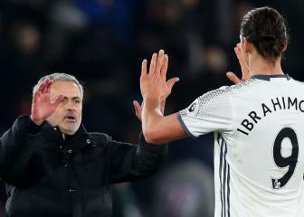 No coach can work miracles – Ibrahimovic defends Mourinho