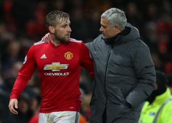 Luke Shaw signs Manchester United extension