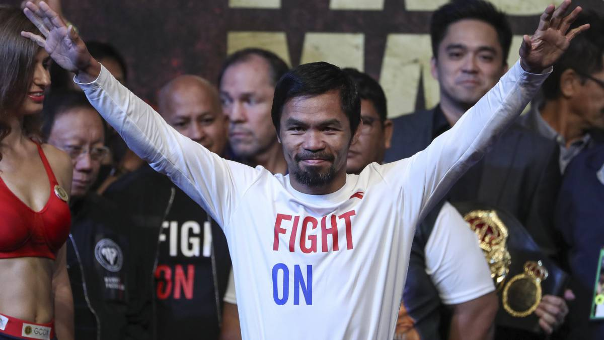 "Pacquiao says he is ""90% sure"" of Broner bout in January"