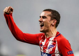 No Ballon d'Or distractions for Griezmann, insists Simeone