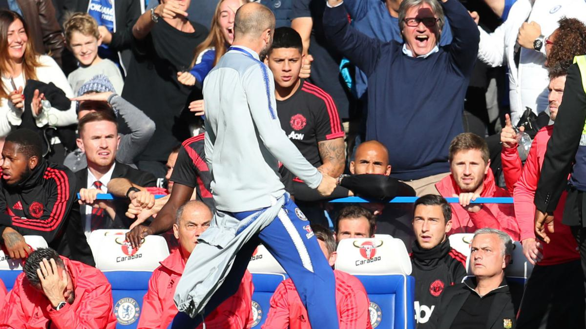 The Chelsea assistant that angered Mourinho - Who is Marco Ianni?