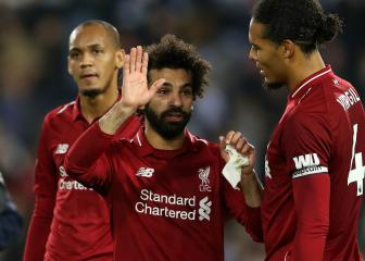Liverpool star Salah had no fear during scoring drought