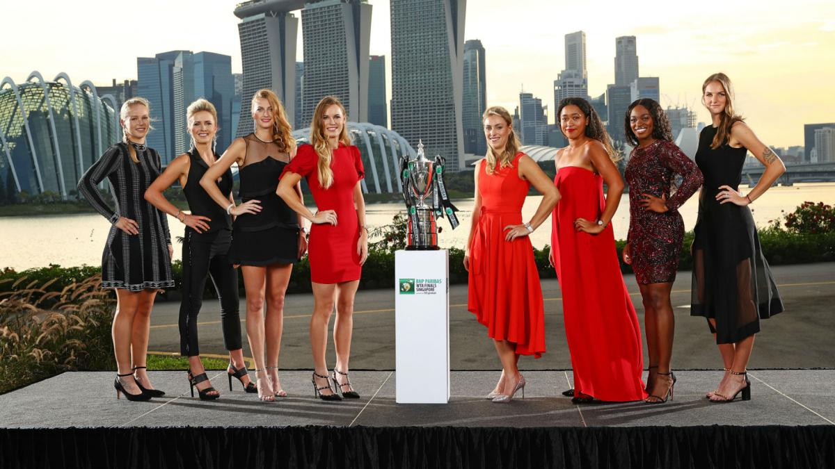 WTA Finals 2018: Profiling the 'elite eight'