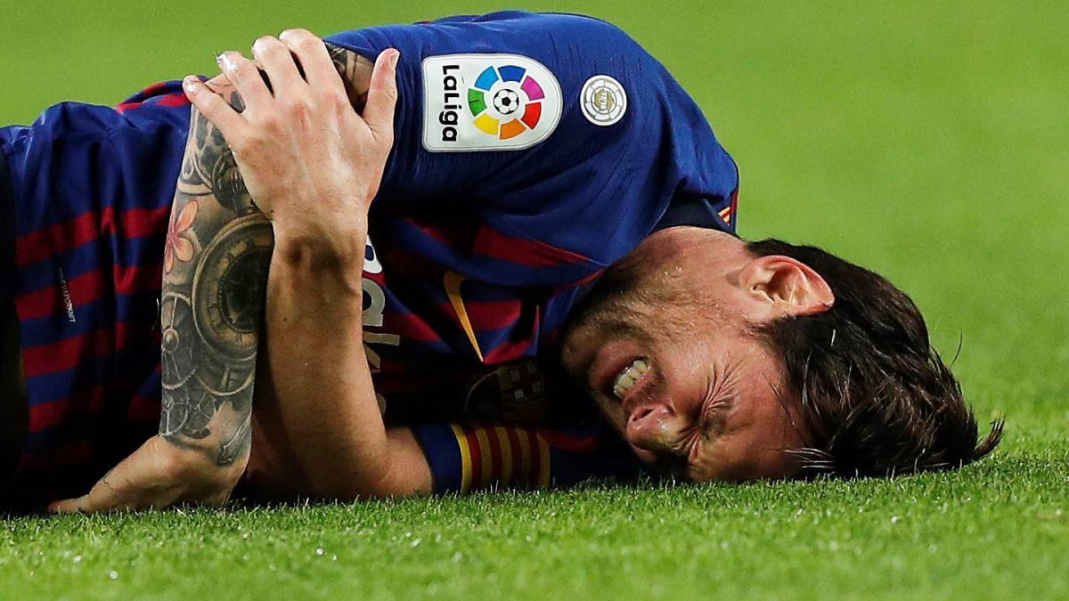 Messi injury: The matches the Barcelona ace is set to miss