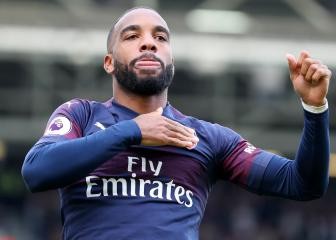 Emery wanted Lacazette at Paris Saint-Germain