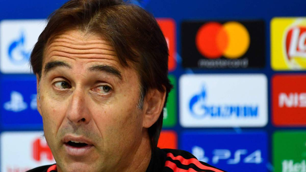 Lopetegui defiant amid Real Madrid sack reports