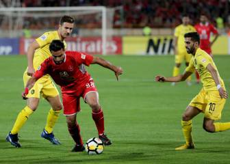 Persepolis book their place in AFC Champions League final