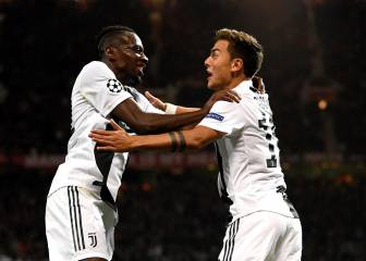 Dominant Juventus see off a lethargic United