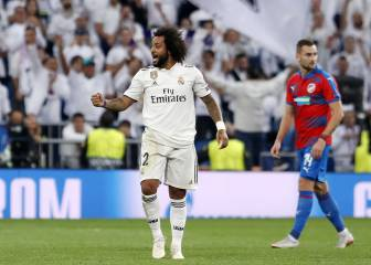 Real Madrid struggle to dispose of Plzen