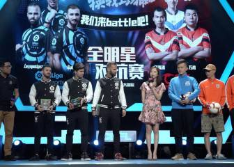 LaLiga's eSports team makes China debut