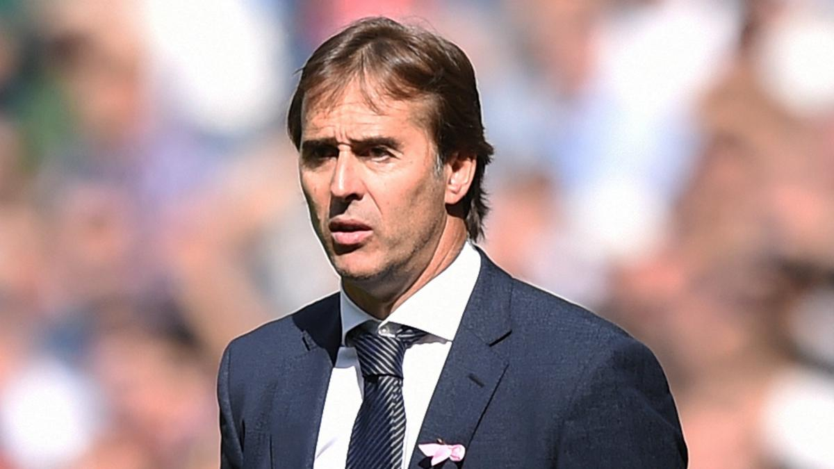 Lopetegui to remain in charge for El Clasico - Butragueno