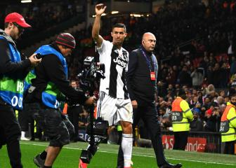 Ronaldo thanks Man United fans for Old Trafford welcome