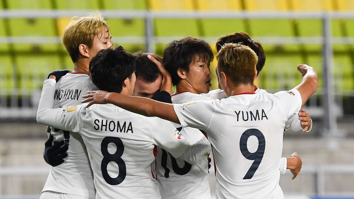 Suwon Bluewings - Kashima Antlers: goals, match report