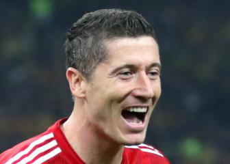 Free-scoring Lewandowski: